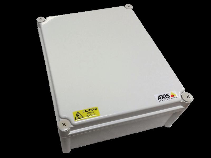 Da890ex Outdoor Power Centre For One Axis A1001 Network Door Controller