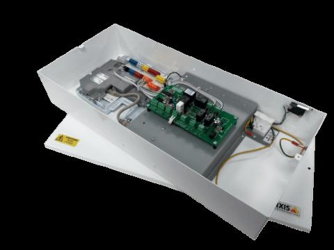 Da890in Indoor Power Centre For One Axis A1001 Network Door Controller
