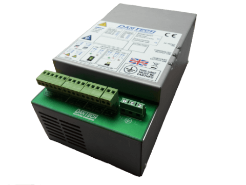 PSU: DIN Rail-mounting power supply